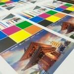 Drukarnia Bielsko wzornik kolorów druk UV